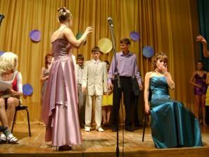 Театр-экспромт на выпускном